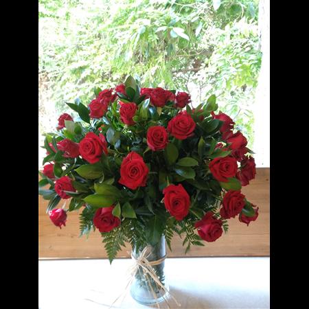 בוקט ורדים גדול