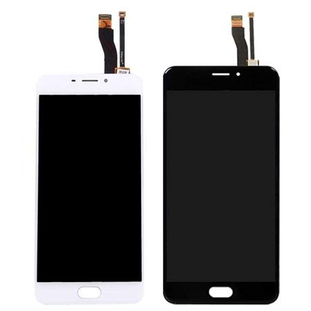 Meizu החלפת מסך LCD+ מגע מקורי M5 כולל מסגרת