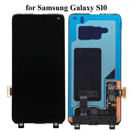 החלפת מסך LCD+מגע מקוריים Samsung Galaxy S10E סמסונג