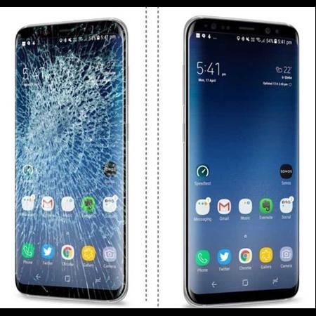 החלפת/חידוש מסך Galaxy 8,9