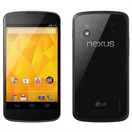 החלפת מסך מקורי Nexus 4 כולל מסגרת