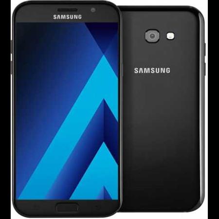 החלפת מסך מקורי Galaxy A7 2017(כולל מסגרת)