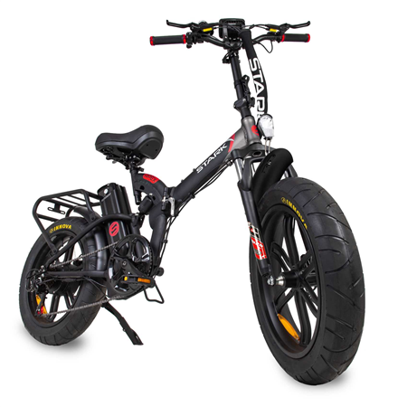 2 STARK APEX אופניים חשמליים 48V/15.6 יבואן רישמי!!!
