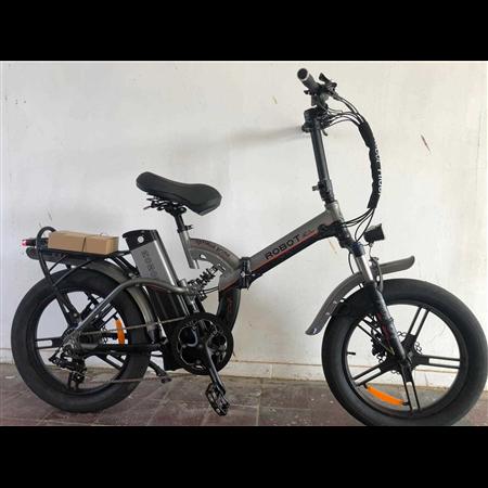 Robot Rider | אופניים חשמליים רובוט ריידר 48v 19A