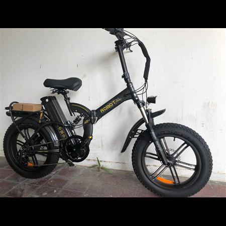 אופניים חשמליים ROBOT -optimus prime