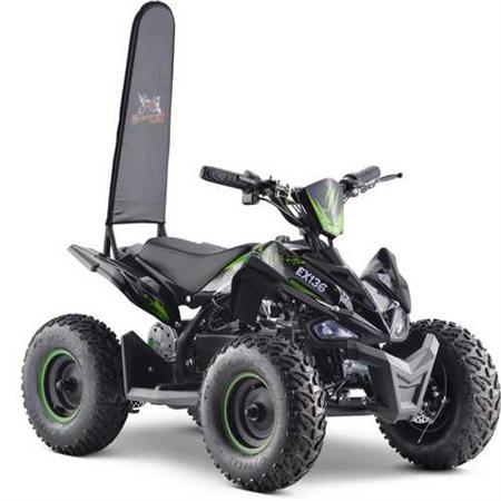 טרקטורון שטח חשמלי לילדים 36 וולט Extreme Rider 2021