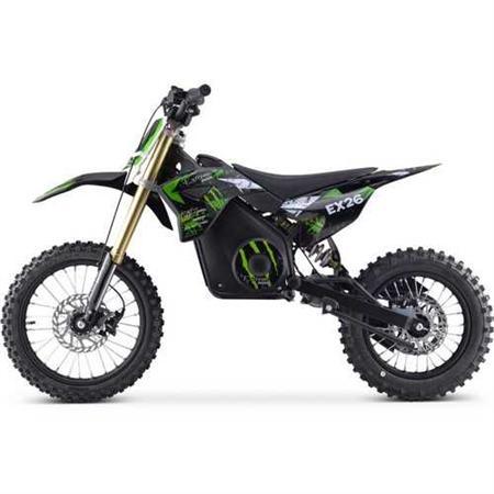 אופנוע חשמלי מקצועי 48 וולט,  Extreme Rider EX-26