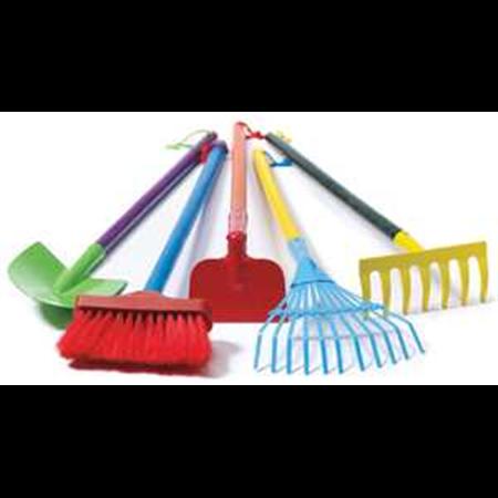 כלי גינון לילדים 5 כלים