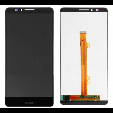 החלפת מסך LCD+מגע חלופיים Huawei Mate S וואווי