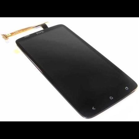 החלפת מסך LCD+מגע מקוריים HTC One X