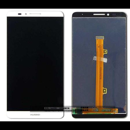 החלפת מסך LCD+מגע מקוריים Huawei Ascend Mate 7 וואווי